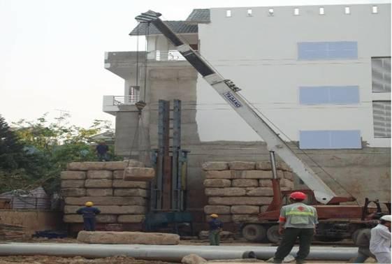 Nhà Máy Sản Xuất phân bón NPK 600.000 tấn/năm Long An